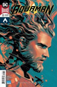 Aquaman (8th Series) #33A VF/NM; DC | save on shipping - details inside