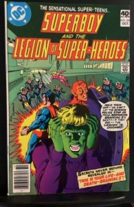 Superboy and the Legion of Super-Heroes #256 (1979)