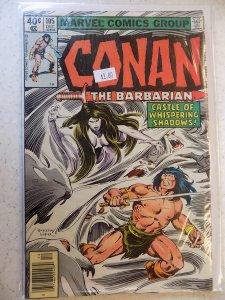 CONAN # 105 READ ADD FOR SHIPPING SAVINGS
