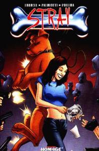 Stray (2001 series) #1, NM (Stock photo)