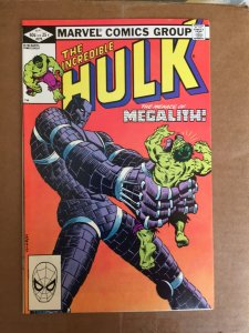 The Incredible Hulk #275