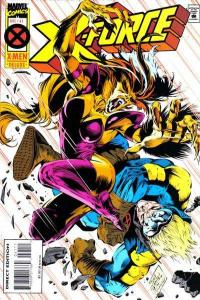 X-Force (1991 series) #41, NM (Stock photo)