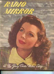 Radio Mirror-Jane Adams-Helen Trent-Kate Smith-Dale Banks-Sept-1947