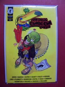 SAN DIEGO COMIC CON #3  (VF/NM 9.0 OR BETTER)