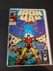 Iron Man #273 (1991)