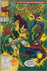Web Of Spider-Man #99
