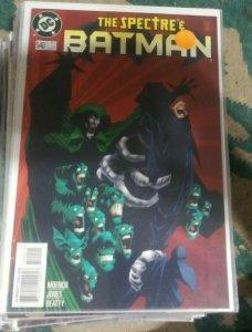 Batman #540 1997 DC key 1st appearance of Vesper Fairchild  batwoman tv cw show