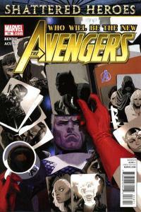 Avengers (2010 series) #18, NM + (Stock photo)