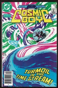 Cosmic Boy #3 (Feb 1987, DC) VF