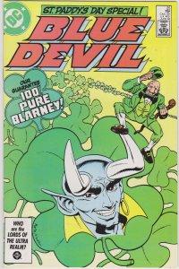 Blue Devil #25 (1986)