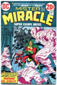 Mister Miracle #14 1973- DC Bronxe- Kirby 4th World FN