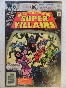 SECRET SOCIETY OF SUPER VILLAINS # 3