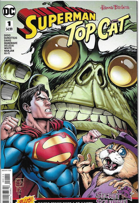 Superman/topcat
