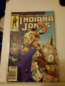 The Further Adventures of Indiana Jones #11 (1983)