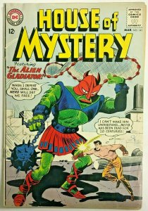 HOUSE OF MYSTERY#141 FN+ 1964 DC SILVER AGE COMICS