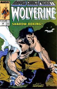 Marvel Comics Presents (1988 series) #39, NM- (Stock photo)