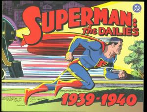 SUPERMAN: THE DAILIES 1939-1940 FIRST PRINTING DC FN