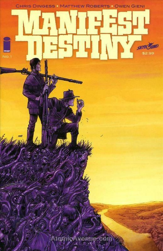 Manifest Destiny #1 VF/NM; Image | save on shipping - details inside