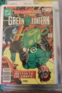 Green Lantern 154 NM