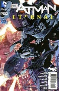 Batman Eternal #12 VF/NM; DC | save on shipping - details inside