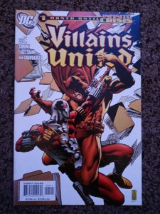 Villains United #5 (2005) Vf-NM