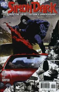Simon Dark #5 VF/NM; DC | save on shipping - details inside