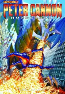 Peter Cannon: Thunderbolt (2nd Series) #5A VF/NM; Dynamite   save on shipping -
