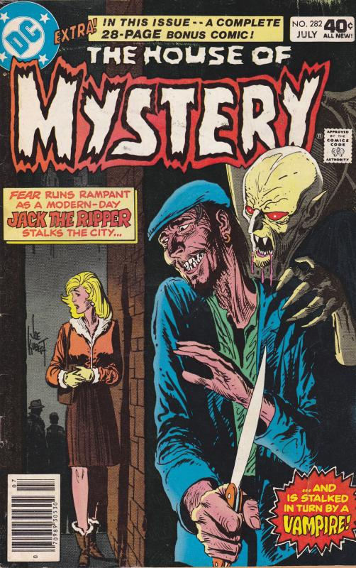 House of Mystery #282