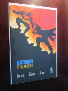 Batman The Dark Knight Returns (1st Printing) #4 - 9.0 - 1986