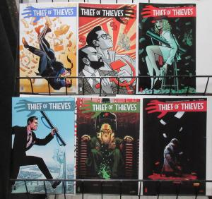 Thief of Thieves (Image 2016) #32-37 Andy Diggle Writes the Dashing Daredevil
