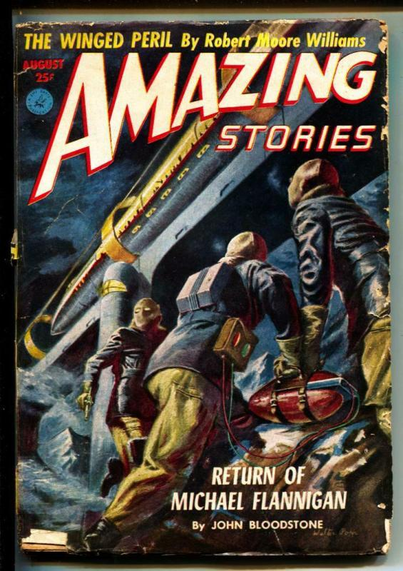 Fantastic Story-Pulps-8/1952-John Bloodstone-Rog Phillips