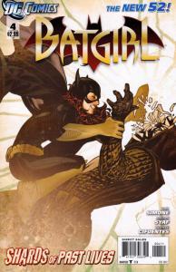 Batgirl #4 (VF/NM) 2011 DC Comics ID#000