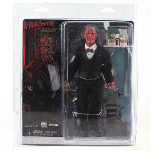 NIGHTMARE on ELM STREET FREDDY Krueger Action figure, MIB, Dream Warriors 3