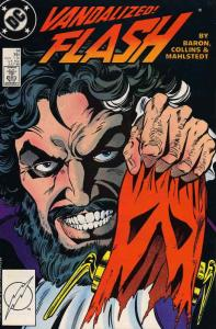 Flash (2nd Series) #14 VF; DC | save on shipping - details inside