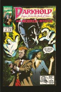 Marvel Comics Darkhold Vol 1 No 3 December 1992