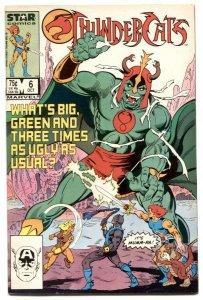 Thundercats #6 1986- Star Comics- Mumm-Ra VF