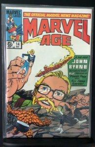 Marvel Age #14 (1984)