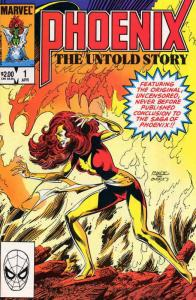 Phoenix: The Untold Story #1 VF/NM; Marvel   save on shipping - details inside