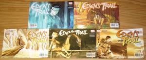 Eden's Trail #1-5 VF/NM complete series STEVE UY chuck austen marvel comic 2 3 4
