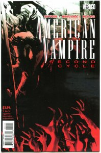 AMERICAN VAMPIRE Second Cycle #5, NM, Vertigo, 2014, 1st printing, more in store