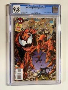 Web Of Spider-man Super Special 1 Cgc 9.8 Wp Marvel Venom