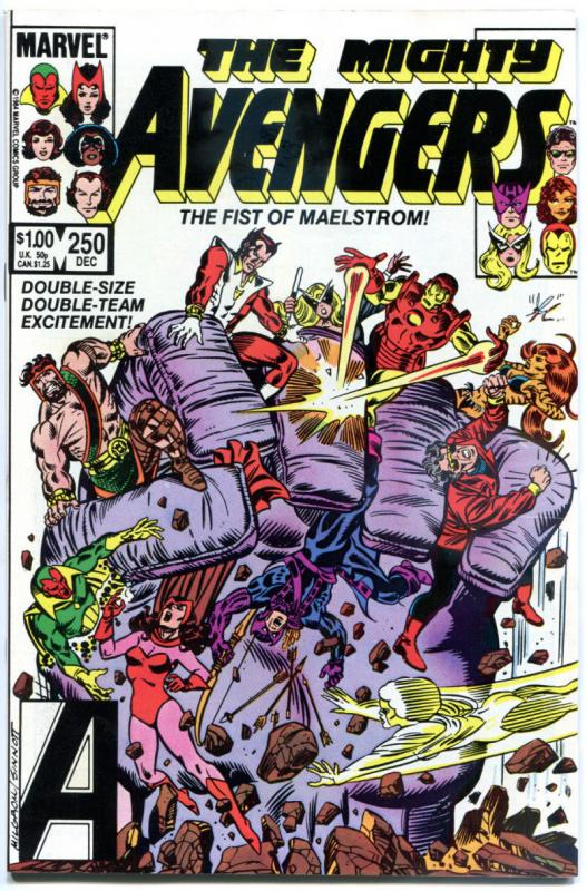 AVENGERS #250 251 252 253 254 255 256, VF/NM, 1963 , more in store, 7 issues