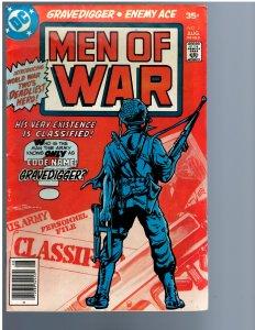 Men of War #1 (1977)