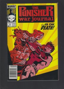 The Punisher War Journal #5 (1989)