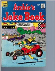 Archie's Joke Book Magazine #105 (1966) VF-