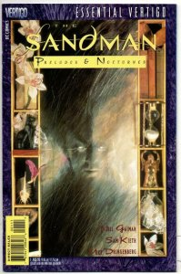 SANDMAN #1 NM-, Essential, Vertigo, Neil Gaiman, 1996, Preludes Nocturnes