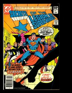 11 DC Comics Secrets of the Legion of Superheroes 1 3 Secret Origins +MORE JF7