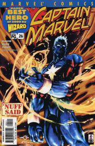 Captain Marvel (5th Series) #26 VF/NM; Marvel | save on shipping - details insid