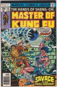 Master of Kung-Fu #61