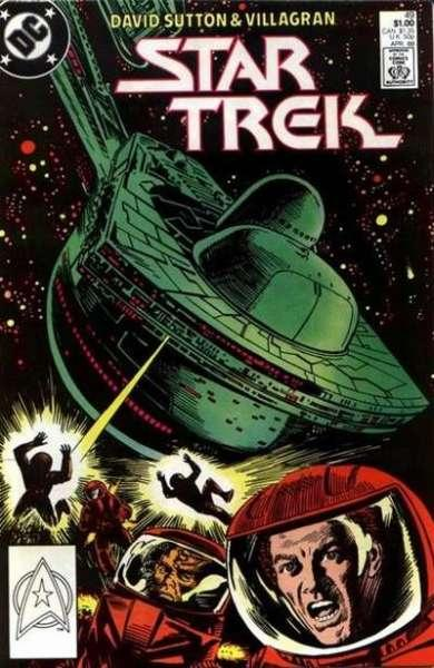 Star Trek (1984 series) #49, VF+ (Stock photo)